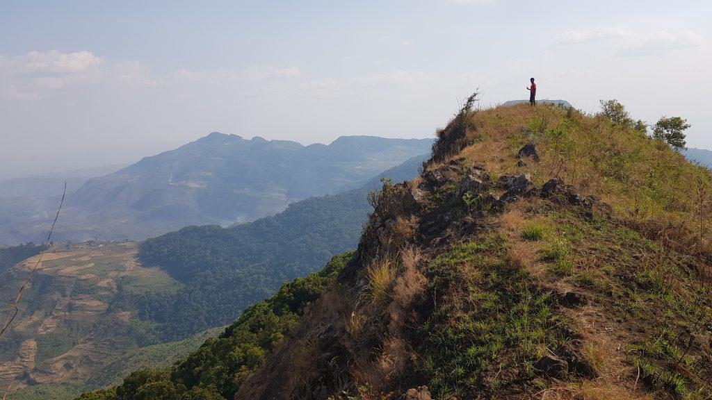 Vue sur la vallée de l'Omo
