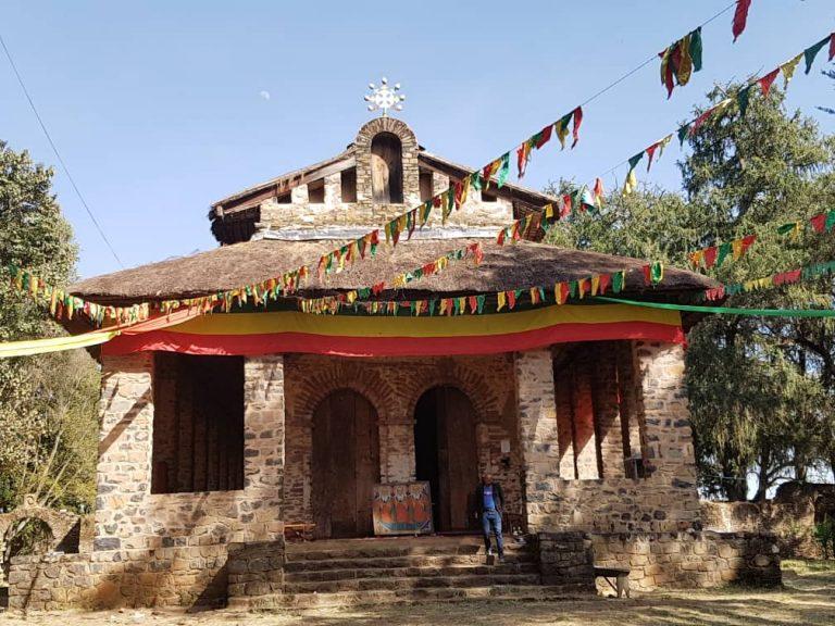 Eglise de la Trinité, Gondar