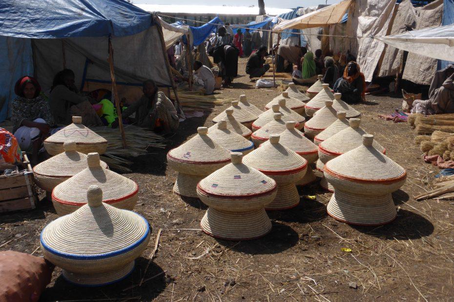 Marché à Moroni, Tigré