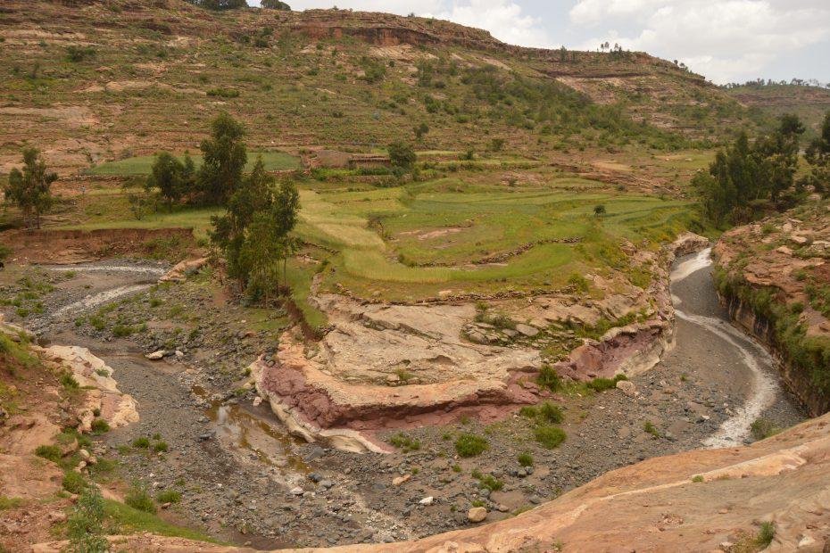 Paysage du Tigré