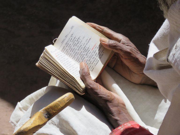 Temps de prière, Lalibela