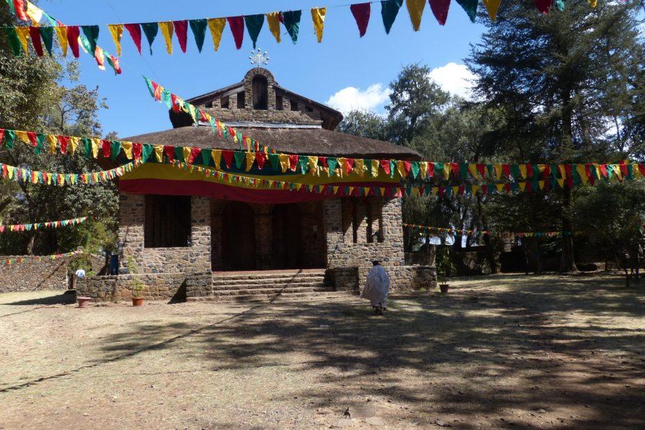 Eglise de la Sainte Trinité, Gondar