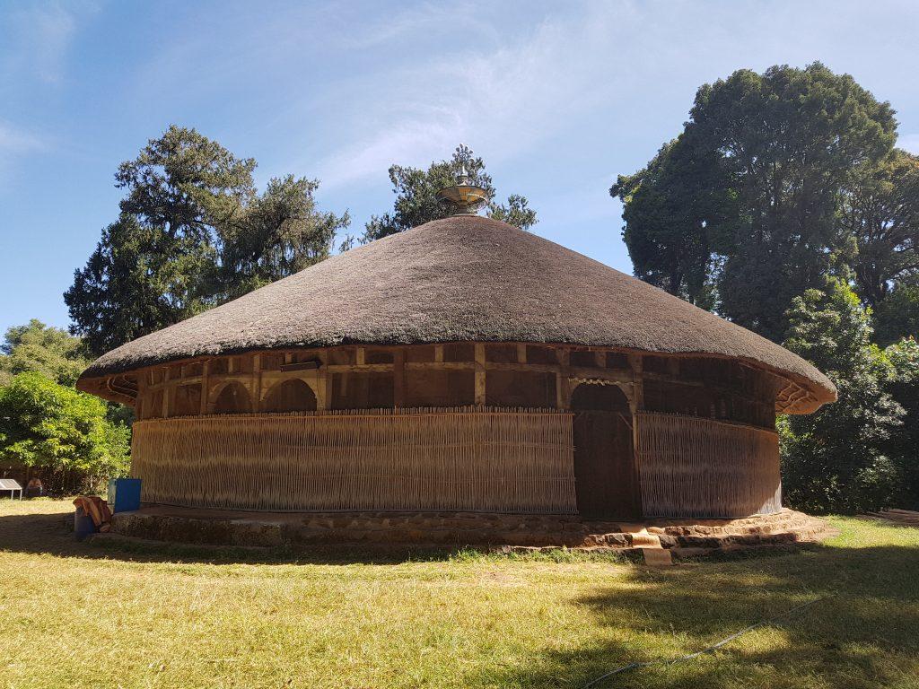 Eglise Azwa Mariam, Lac Tana