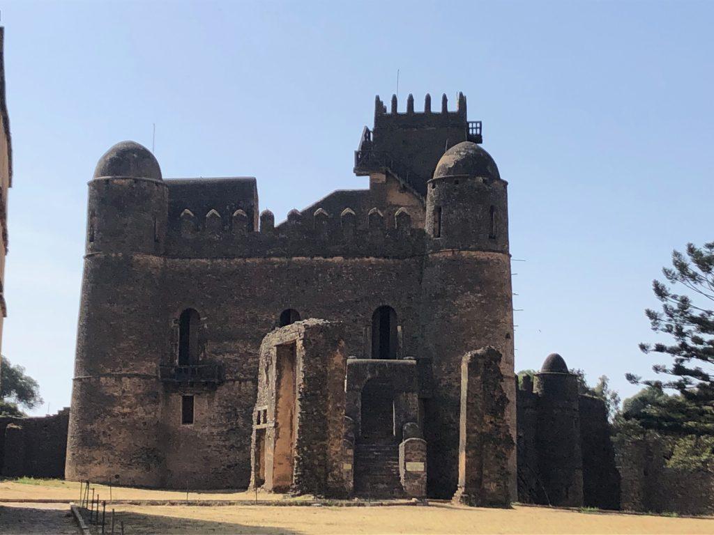 Château du roi Fasiladas, Gondar