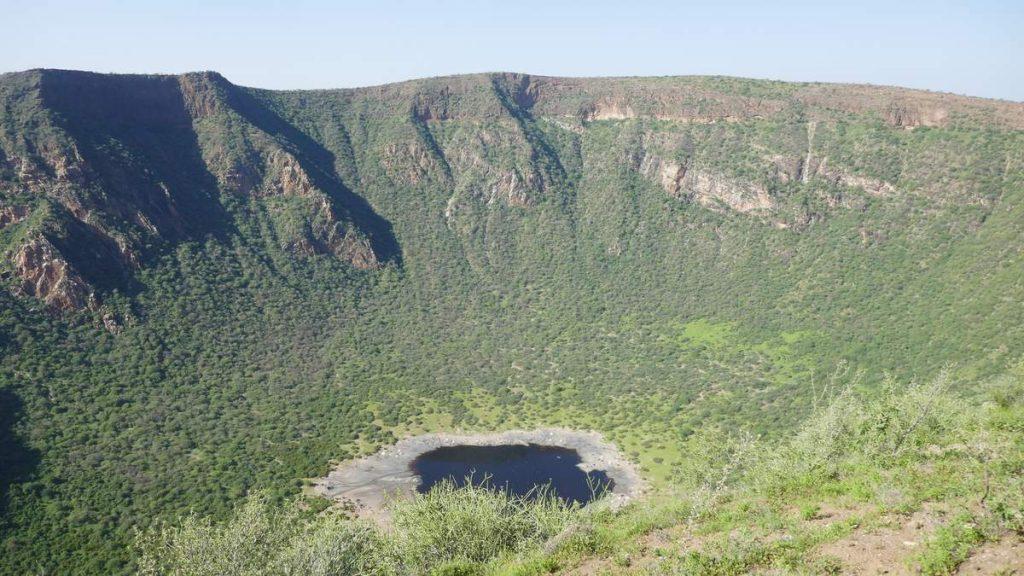 Cratère à El Sod