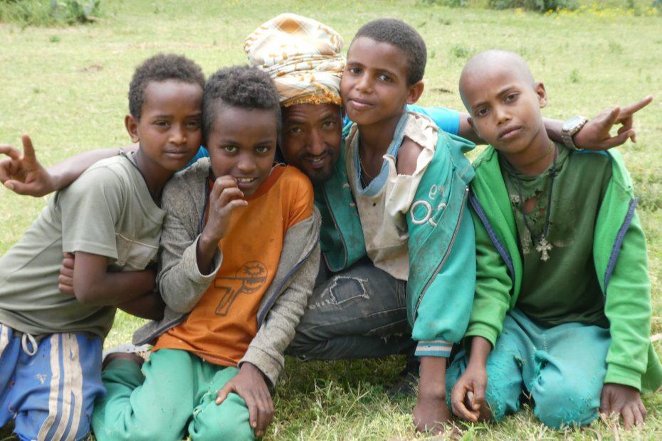Enfants du Tigré