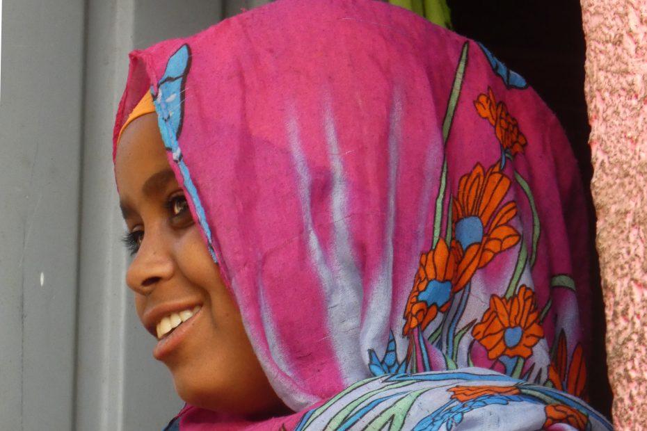 Jeune fille de Harar
