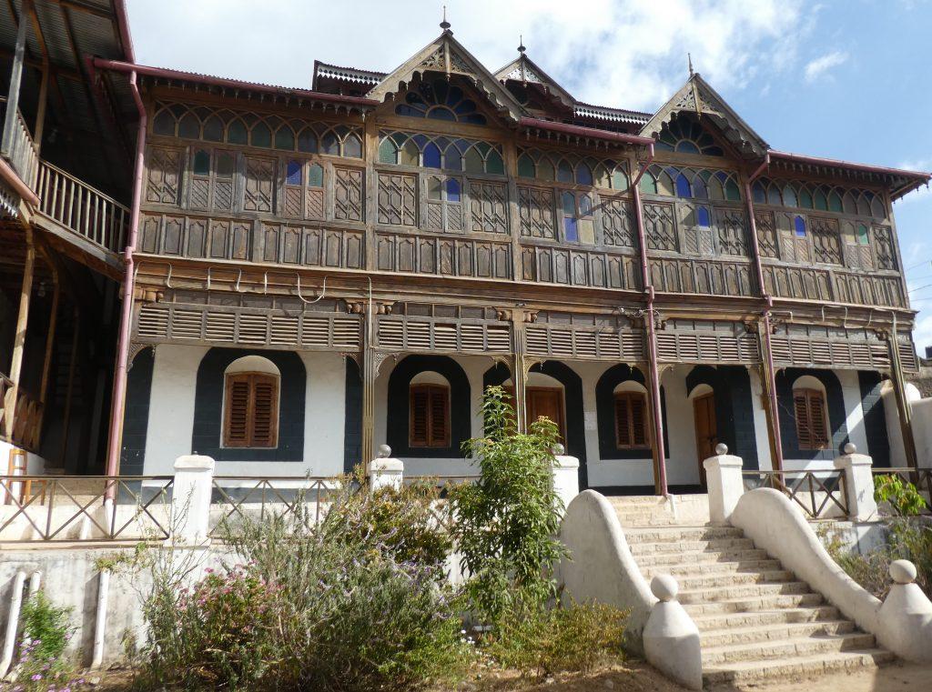 Maison de Rimbaud à Harar