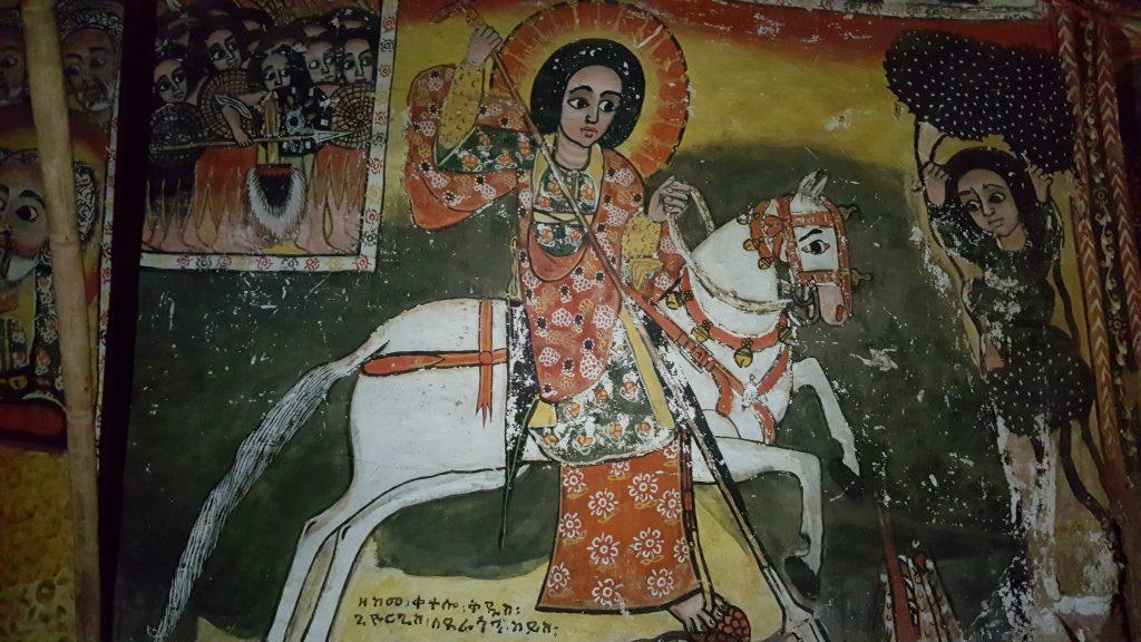 Saint Georges, Maryam Papaseti