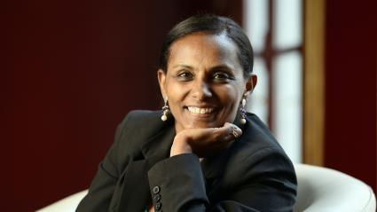 La chercheuse éthiopienne Segenet Kelemu